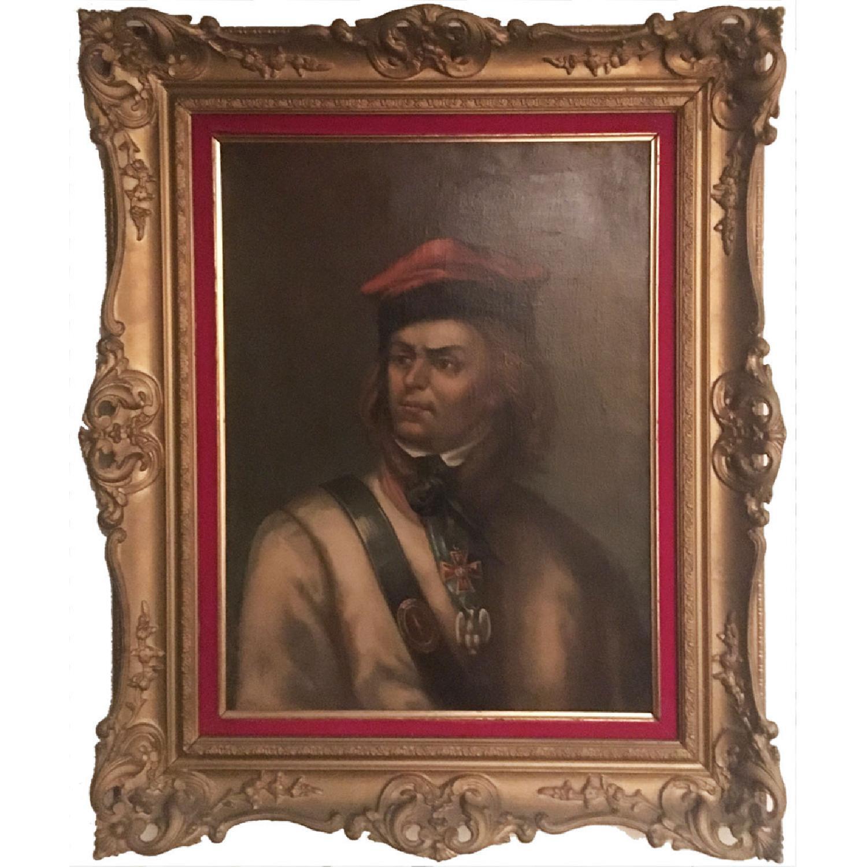 Provenance Christie's London Auction House of Polish General - image-0