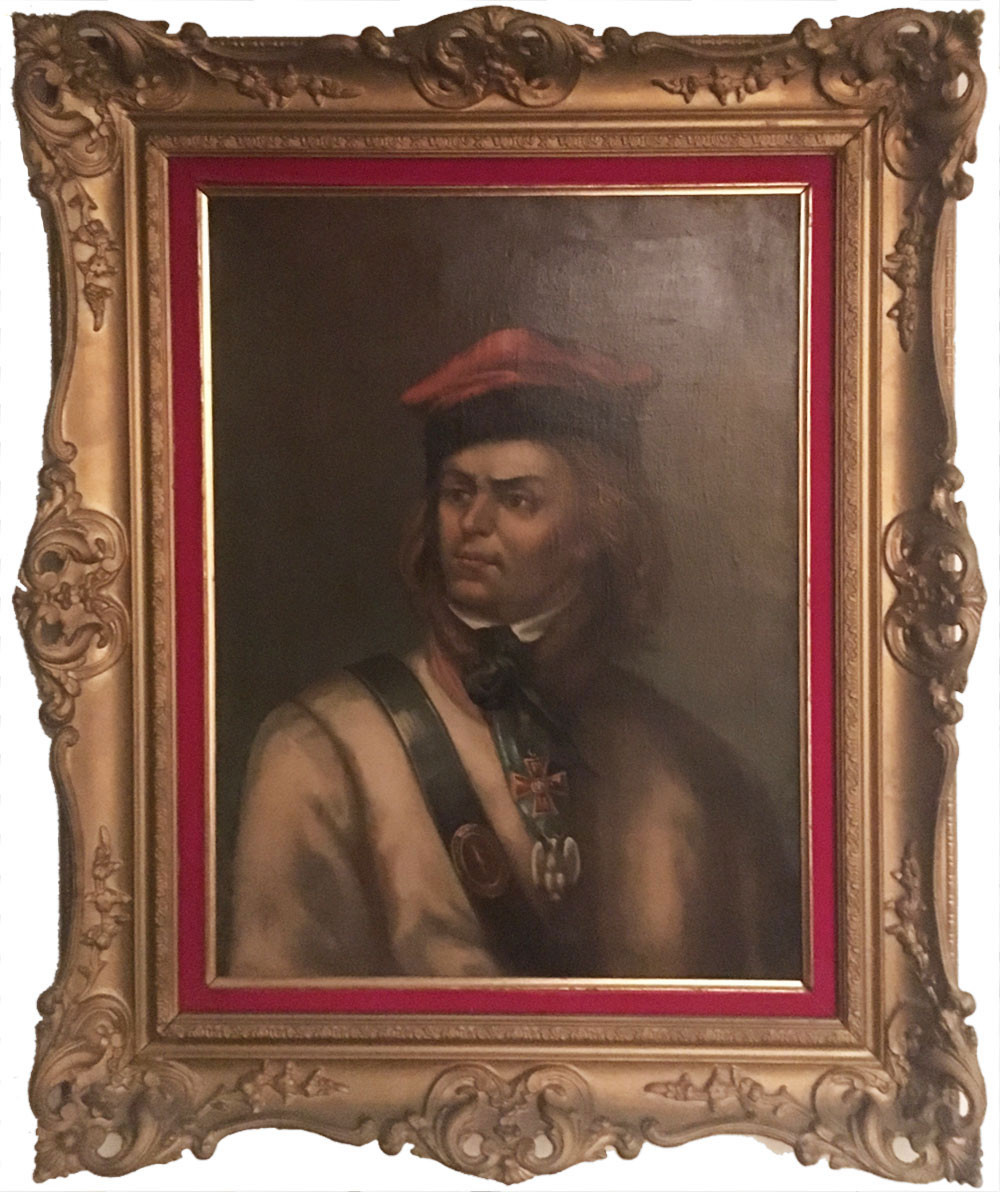 Provenance Christie's London Auction House of Polish General