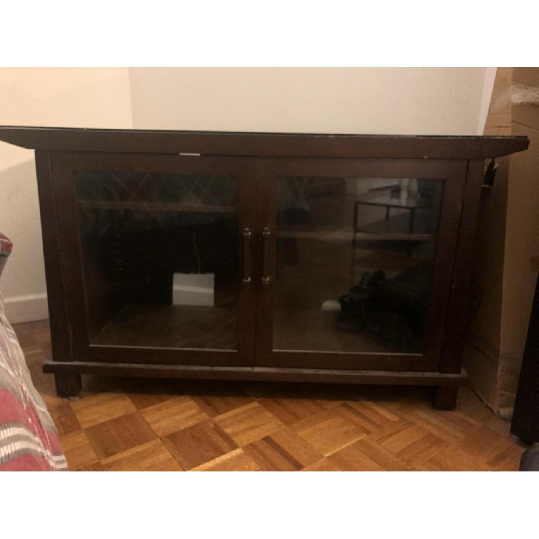 TV Stand w/ Storage - image-3