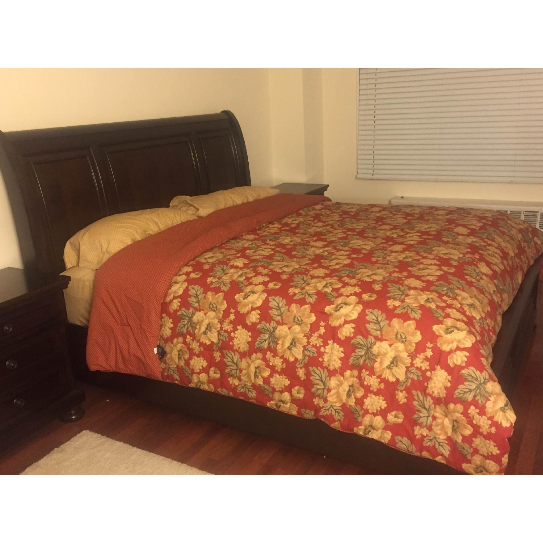 Ashley Porter King Storage Bed - image-0