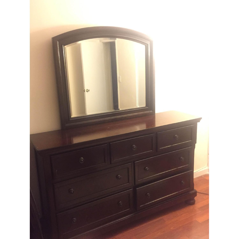 Ashley Porter Dresser w/ Mirror - image-1