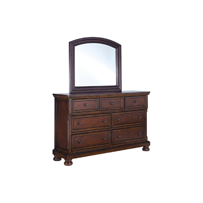 Ashley Porter Dresser w/ Mirror - image-0