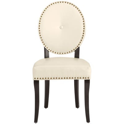 Pier 1 Cadence Ivory Dining Chair
