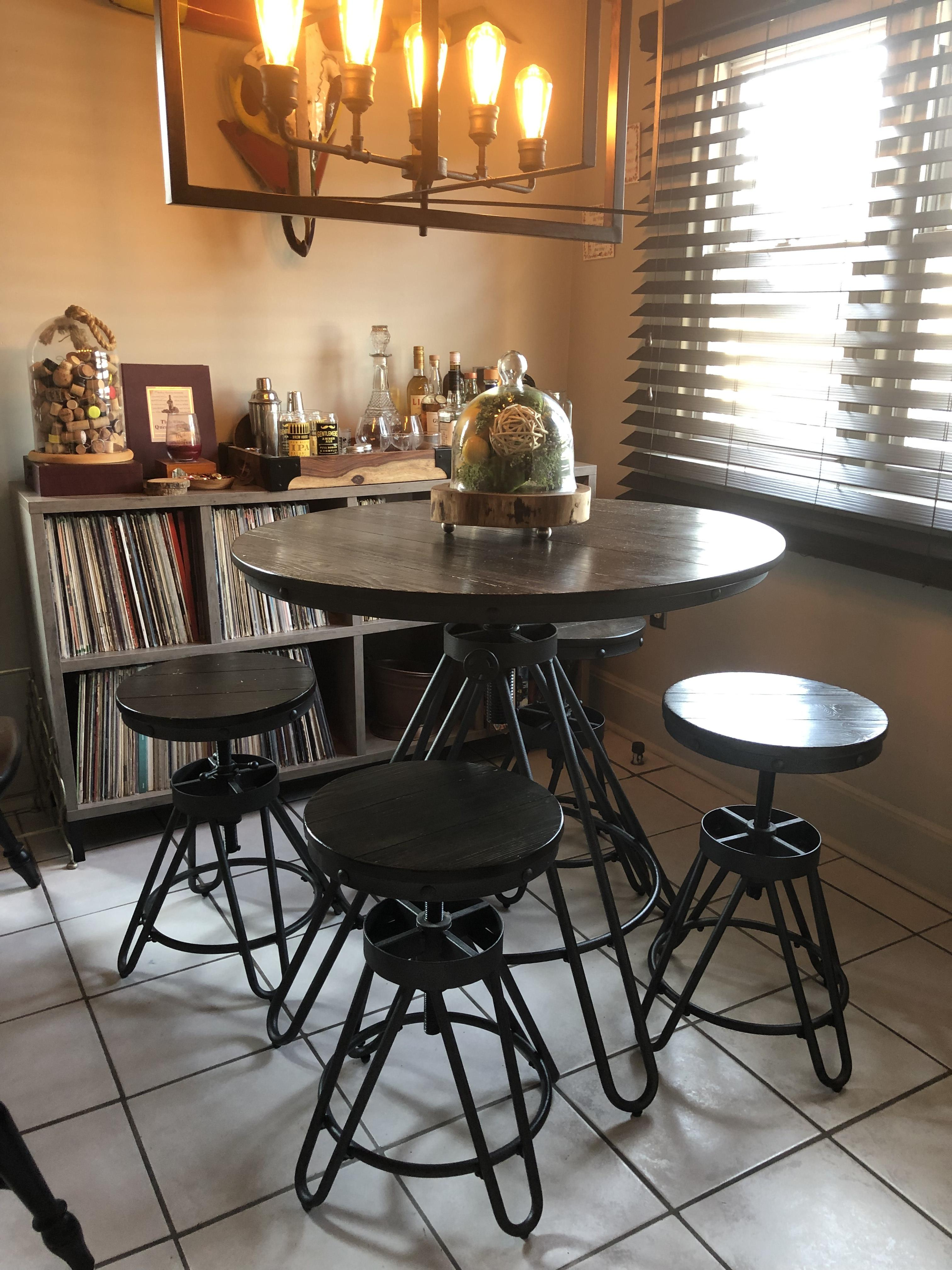 Bob's Industrial Dining Table