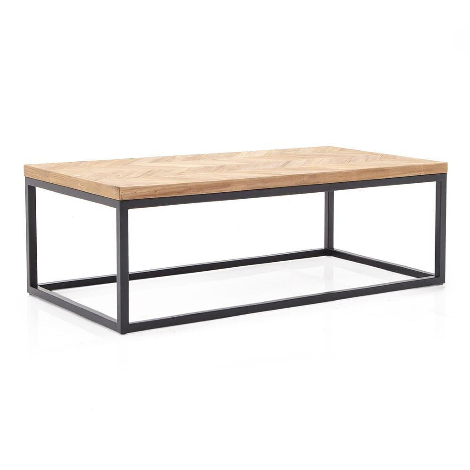 Crate & Barrel Dixon Coffee Table - image-1