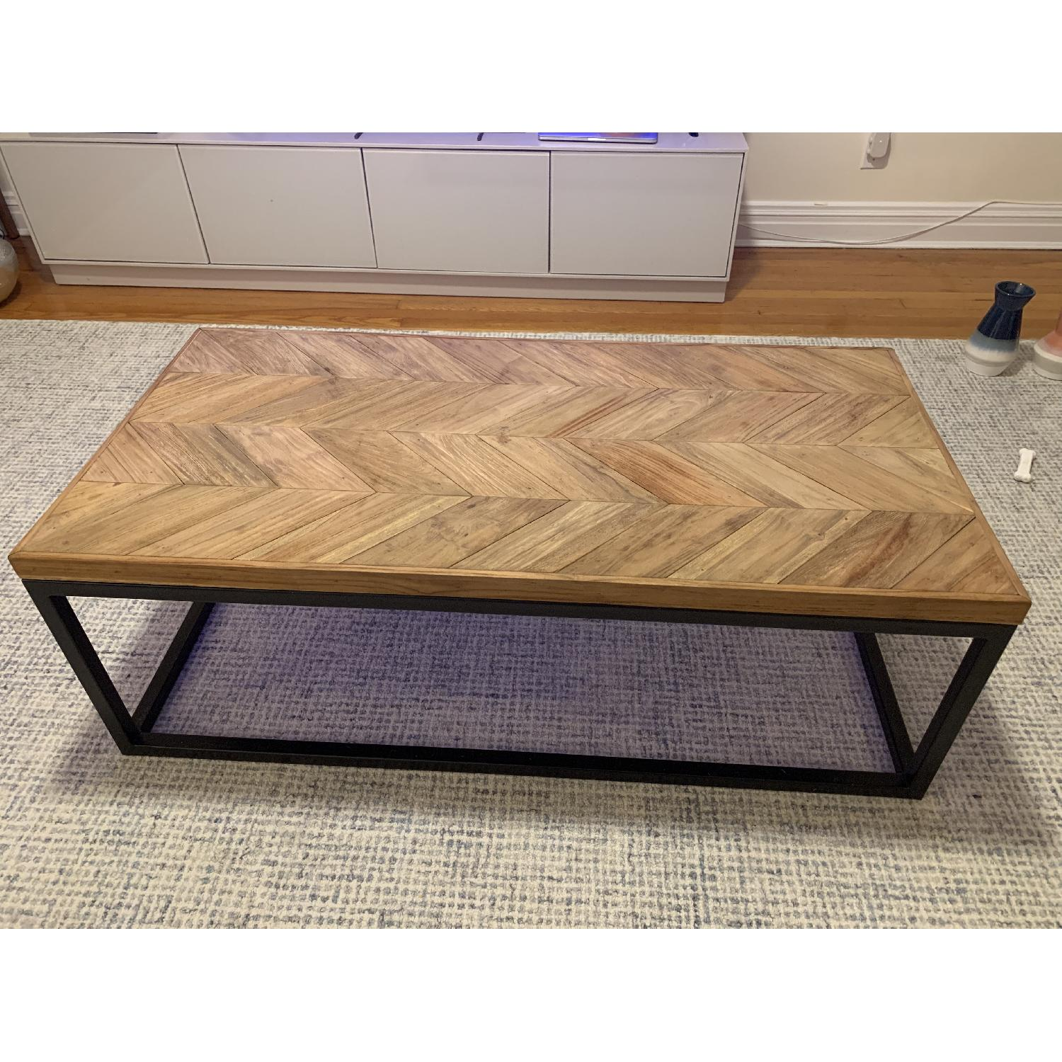 Crate & Barrel Dixon Coffee Table - image-4