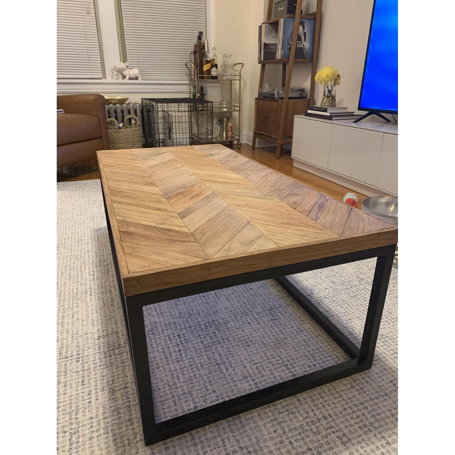 Crate & Barrel Dixon Coffee Table - image-2