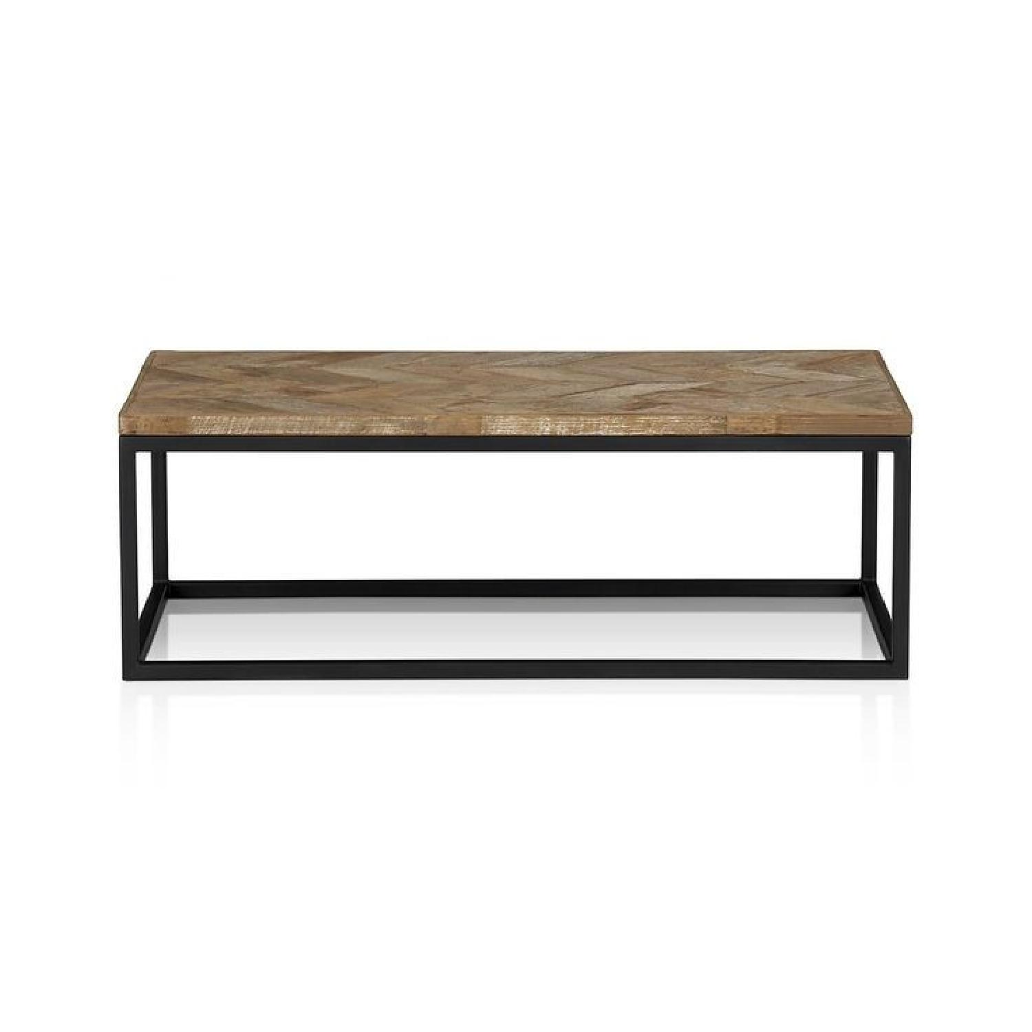 Crate & Barrel Dixon Coffee Table - image-0