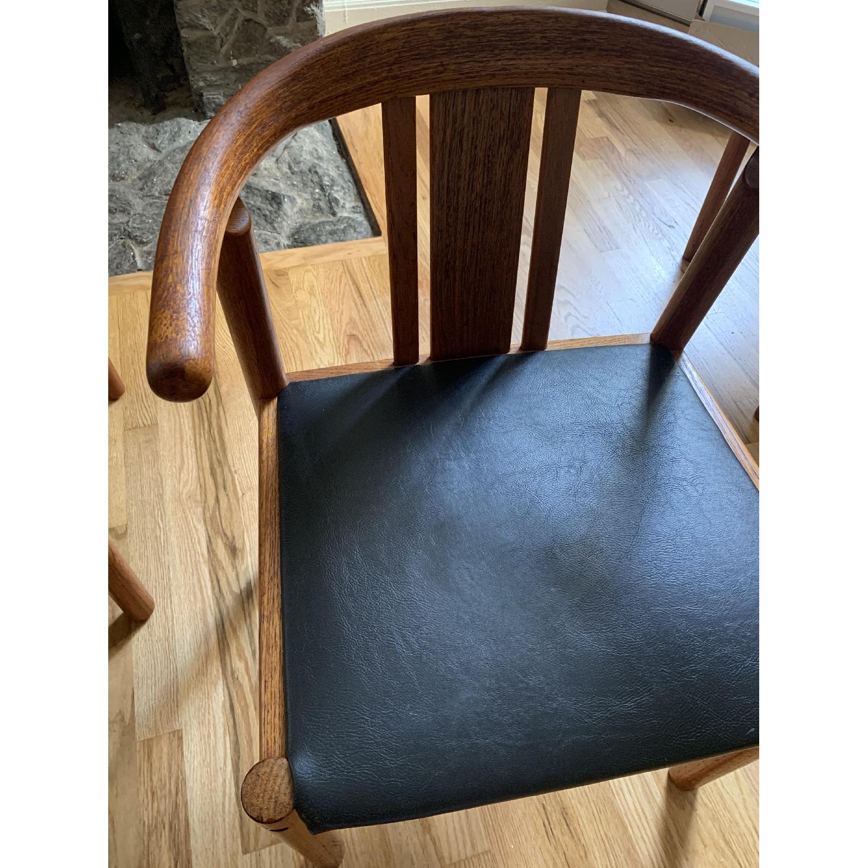Mid-Century Danish Teak Dining Chairs - image-1