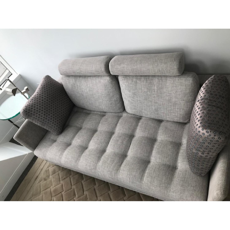 Roche Bobois Littoral Fabric 2.5 Seater Sofa - image-1