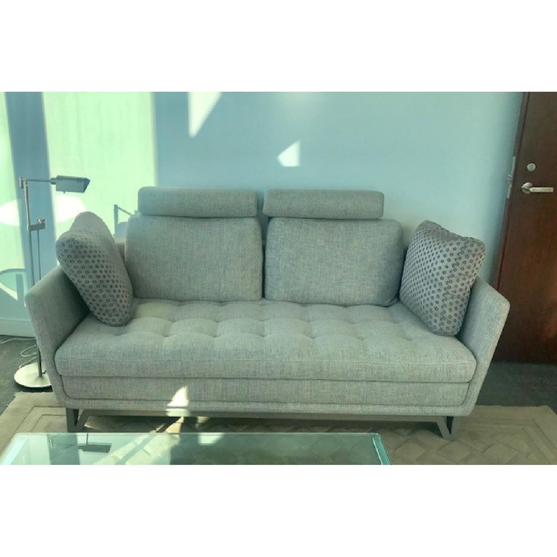 Roche Bobois Littoral Fabric 2.5 Seater Sofa - image-2