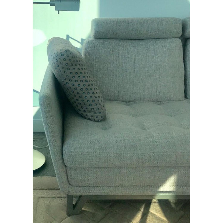 Roche Bobois Littoral Fabric 2.5 Seater Sofa - image-3