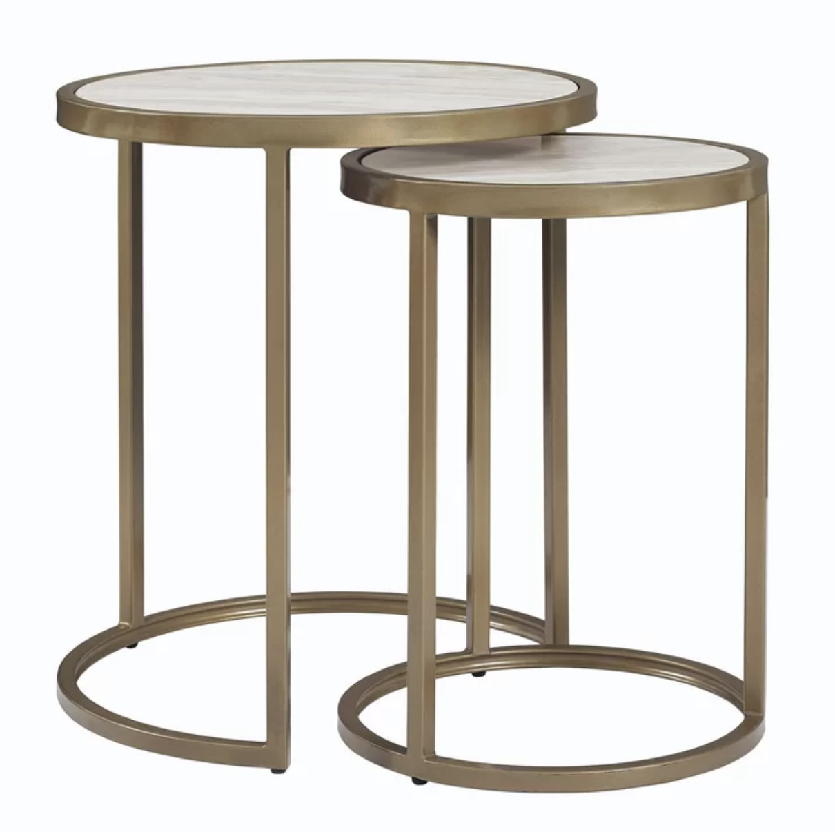 Kit 2 Piece Nesting Tables