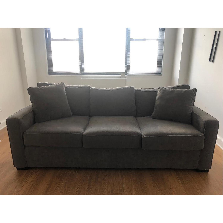 Macy's Radley Fabric Sofa - image-1
