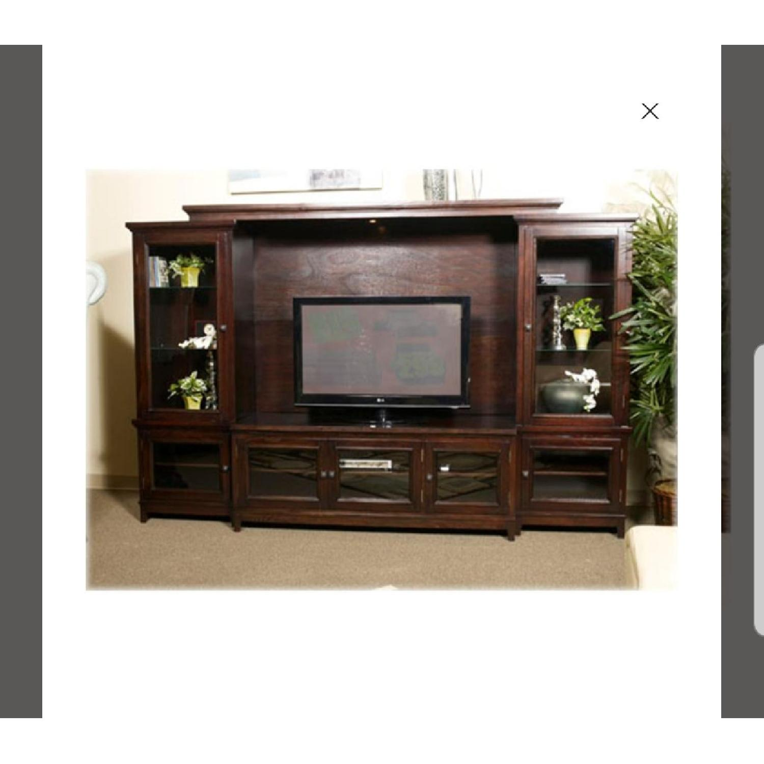 Ashley Entertainment Unit - image-1