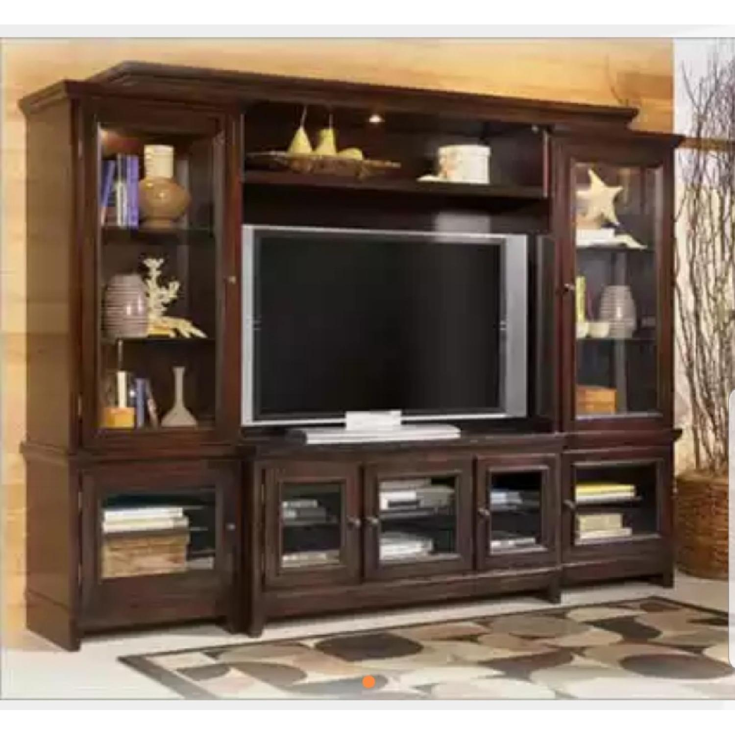 Ashley Entertainment Unit - image-2