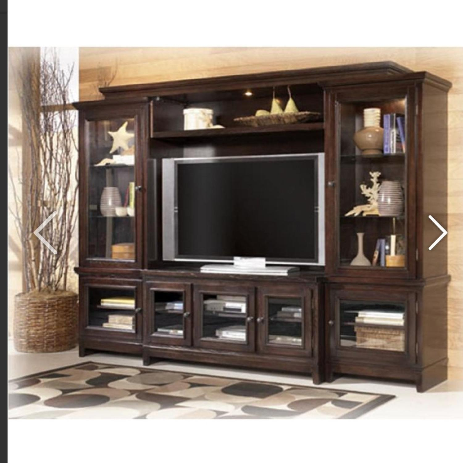 Ashley Entertainment Unit - image-3