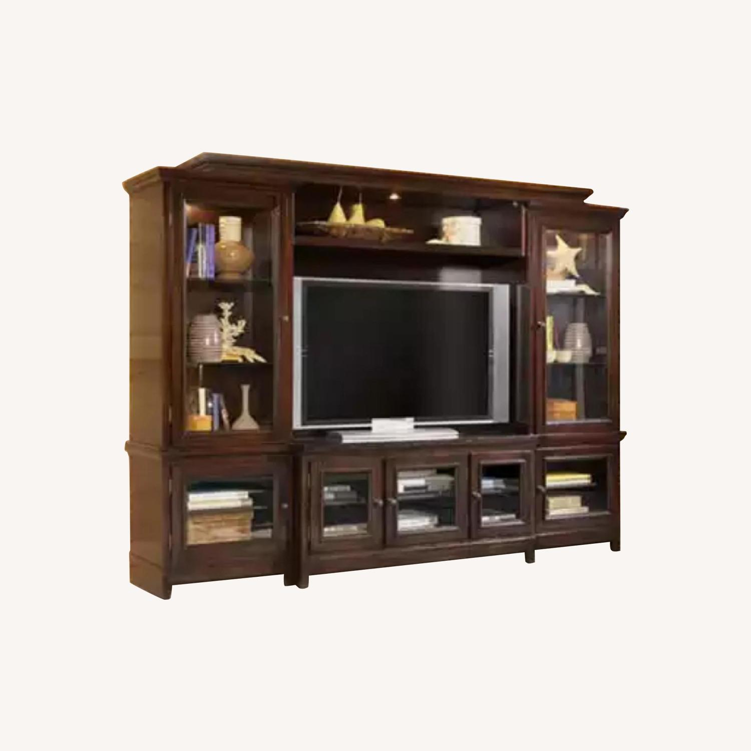 Ashley Entertainment Unit - image-0