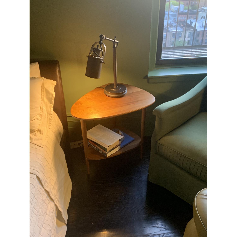 Room & Board Walnut End Table - image-3