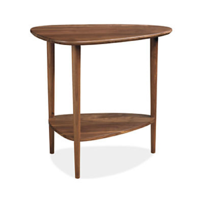 Room & Board Walnut End Table - image-5