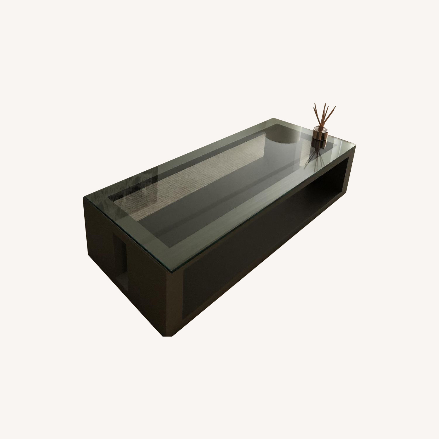 Artefacto Glass Coffee Table
