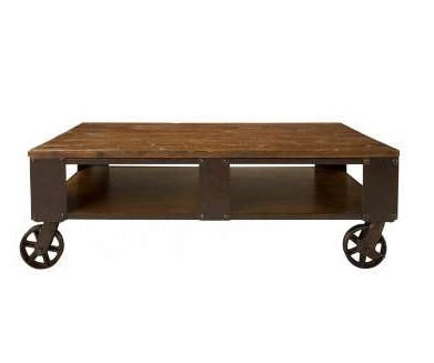 Raymour & Flanigan Fairview Coffee Table