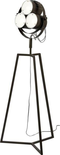 CB2 Signal Floor Lamp CFL