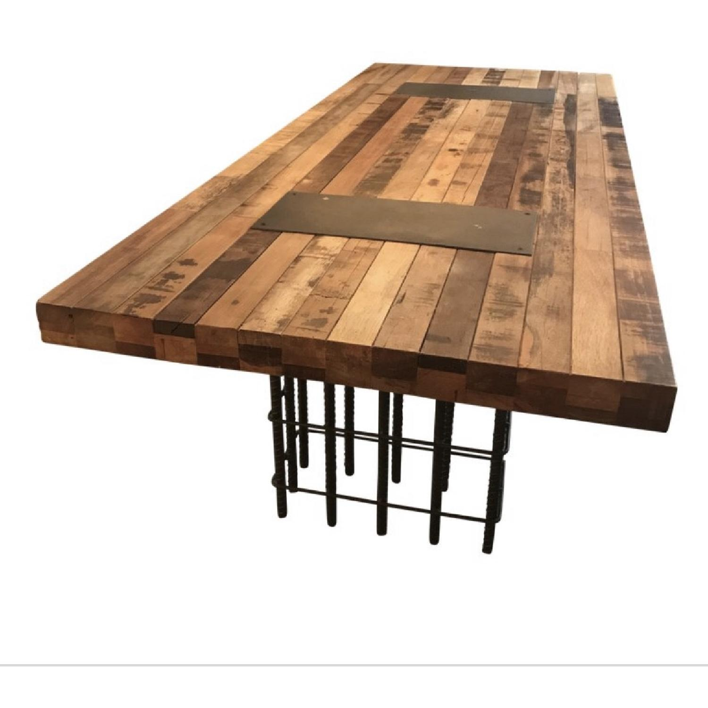 Environment Rebar Dining Table - image-1