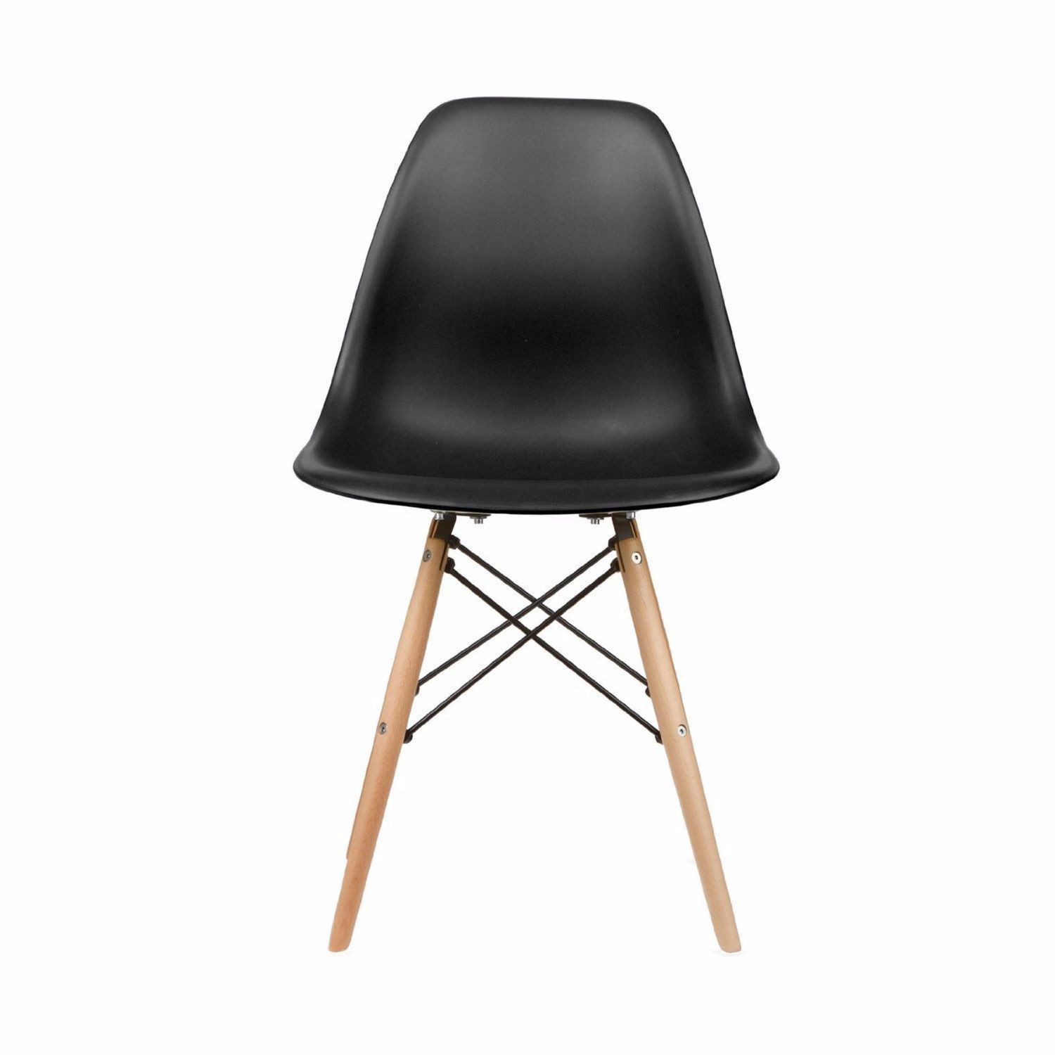 Eames Style Plastic Dining Chairs
