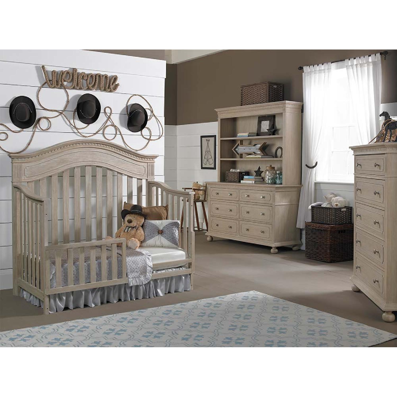 Dolce Babi Crib Convertible to Toddler Bed - image-2