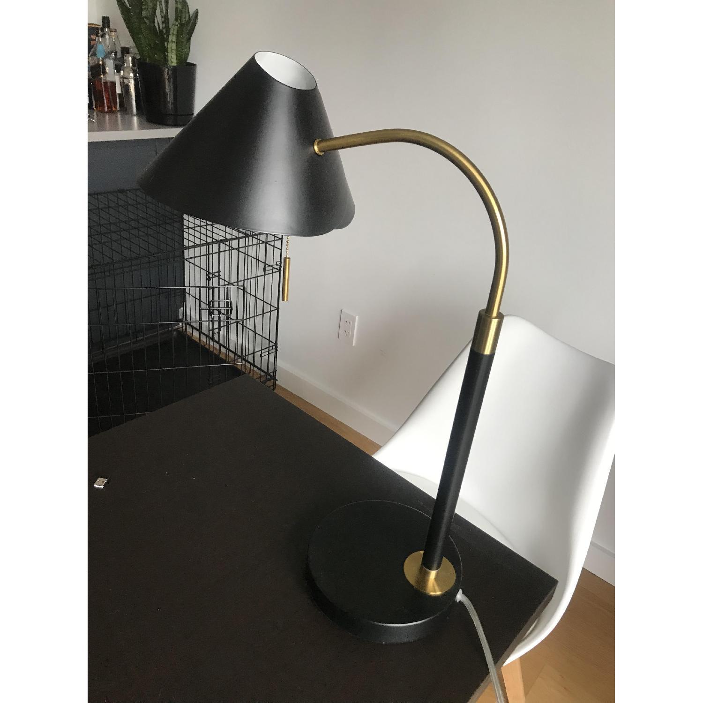 West Elm Mid Century Task Table Lamp - AptDeco