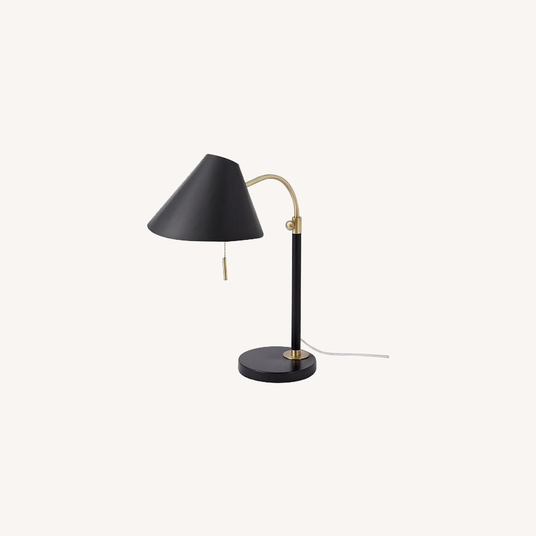 West Elm Mid Century Task Table Lamp