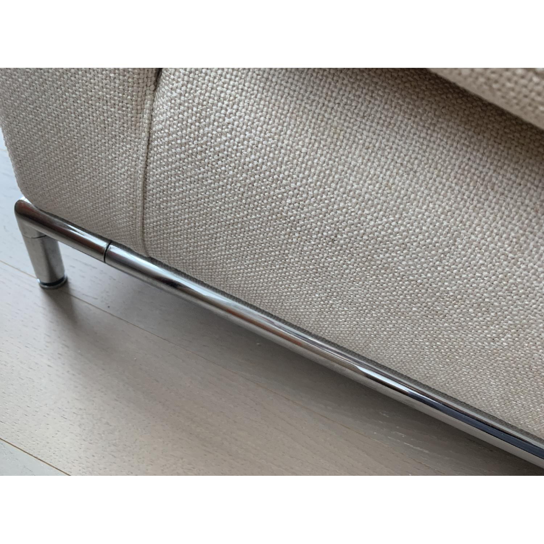 Natural Fabric Sofa - image-3