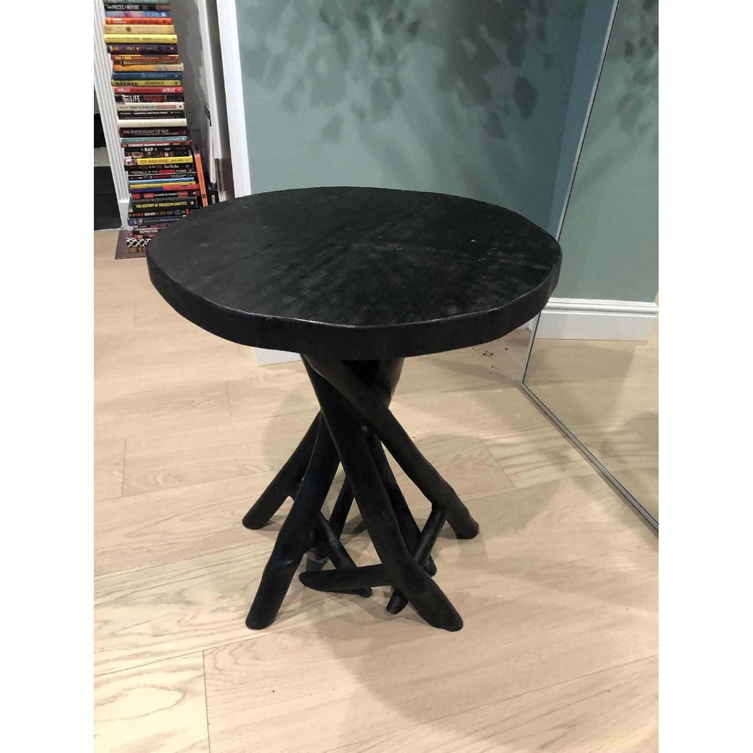 West Elm Tree Branch Side Table - image-1