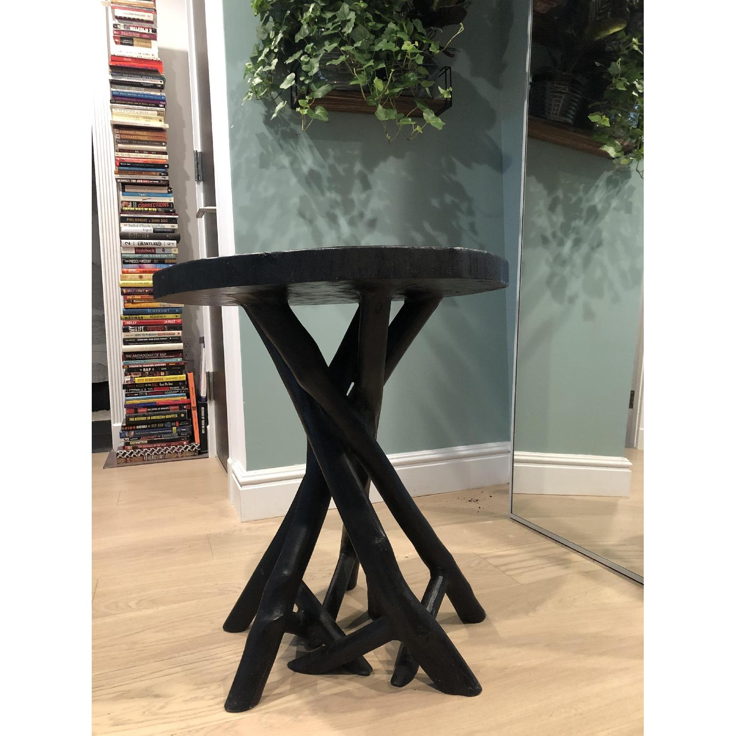 West Elm Tree Branch Side Table - image-0