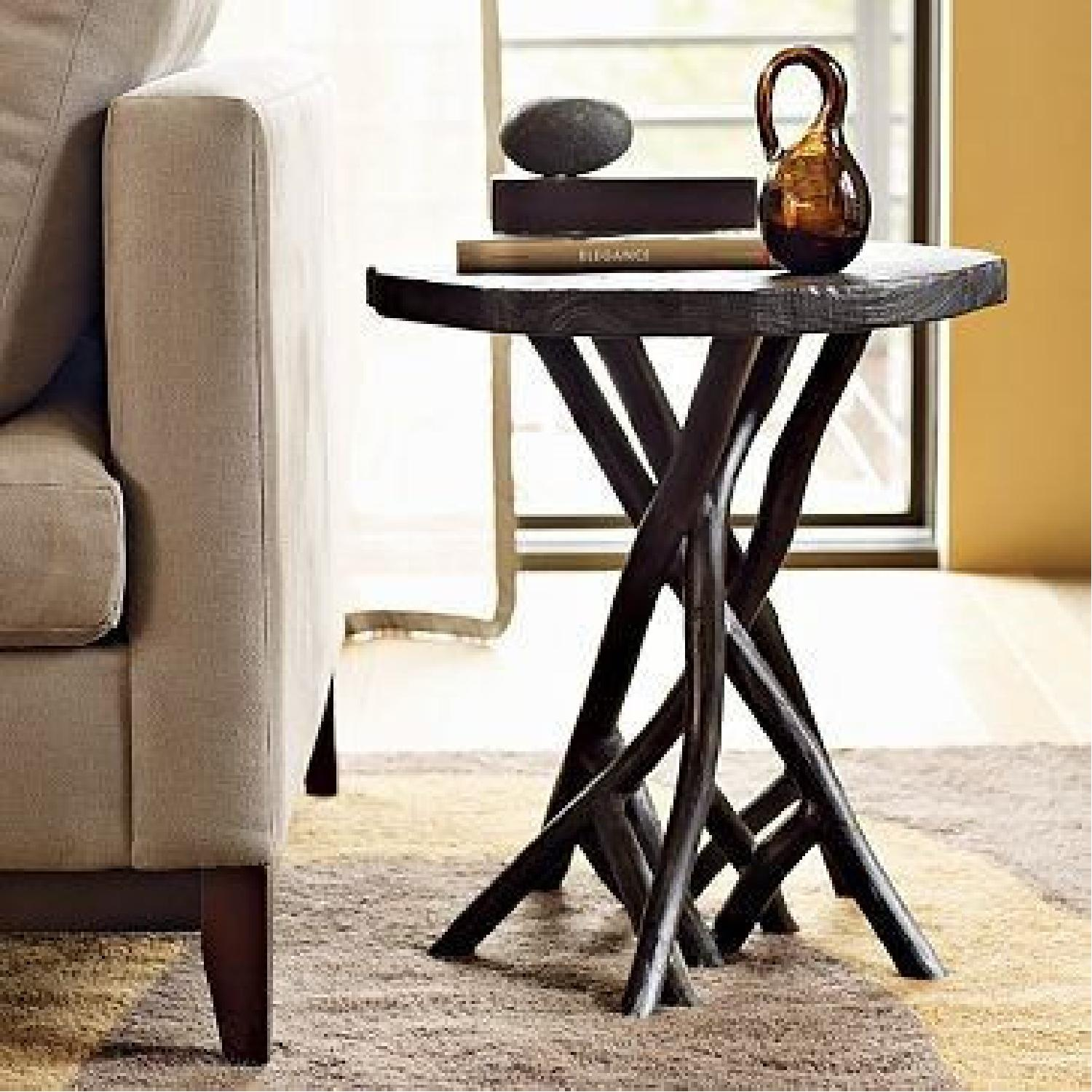 West Elm Tree Branch Side Table - image-3