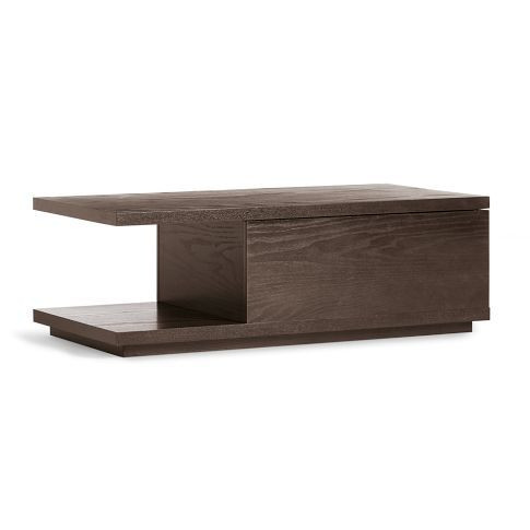 West Elm Sliding Top Coffee Table