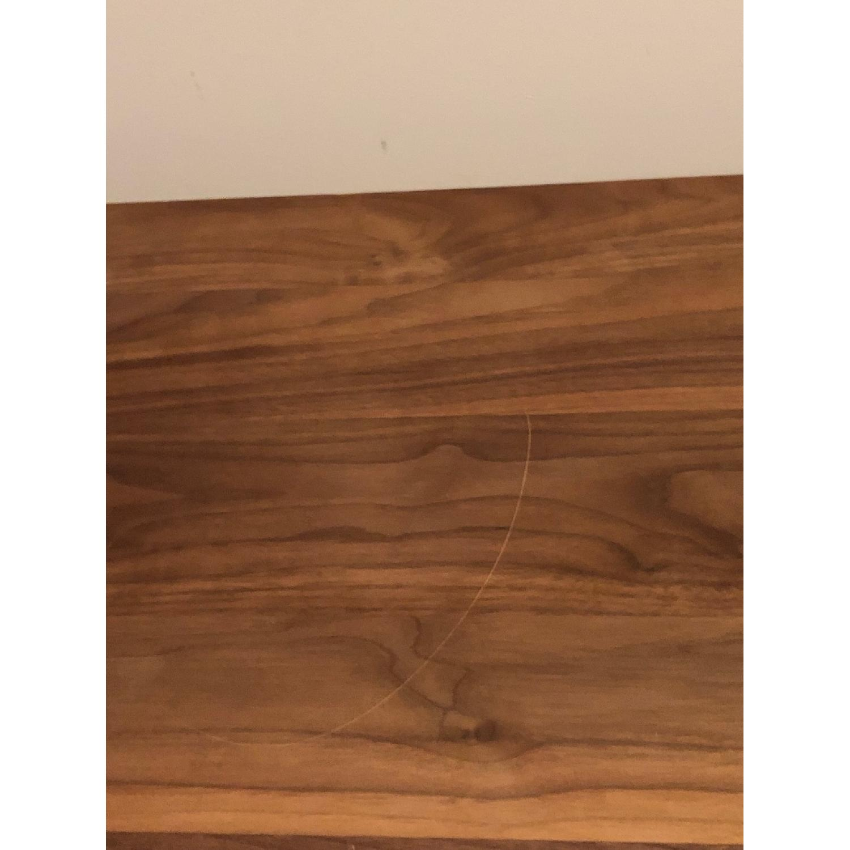 Room & Board Walnut File Cabinet - image-4