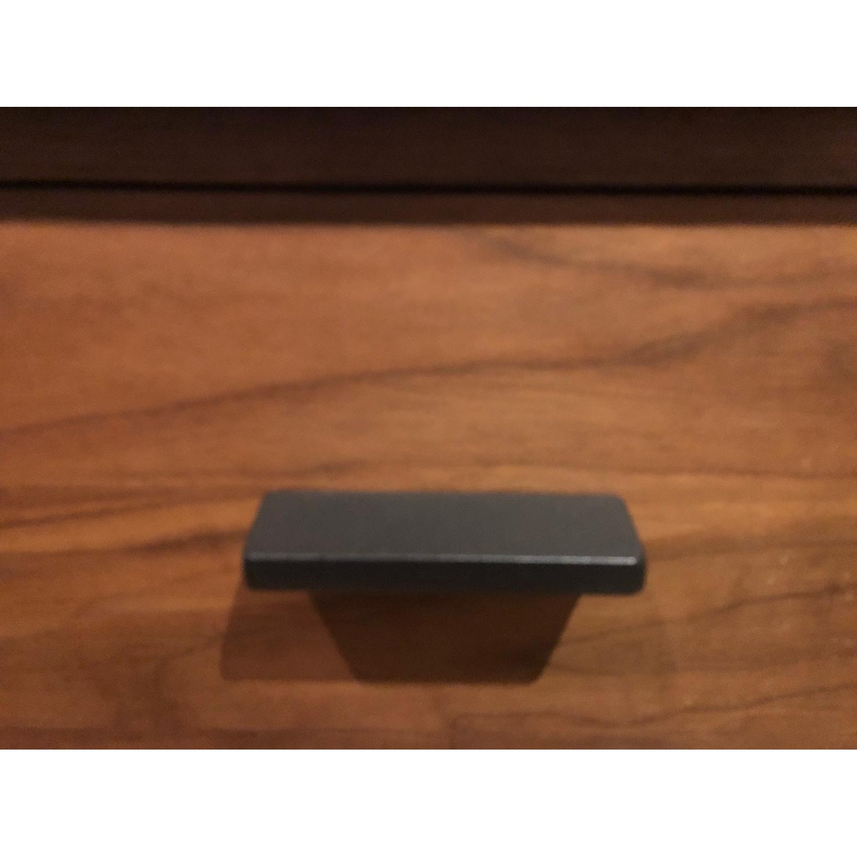 Room & Board Walnut File Cabinet - image-5