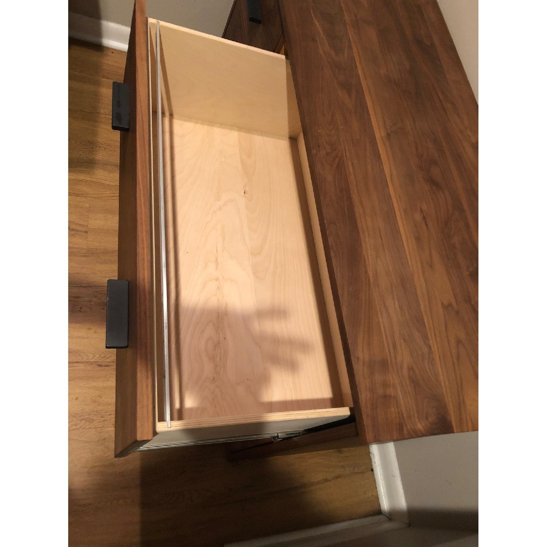 Room & Board Walnut File Cabinet - image-6