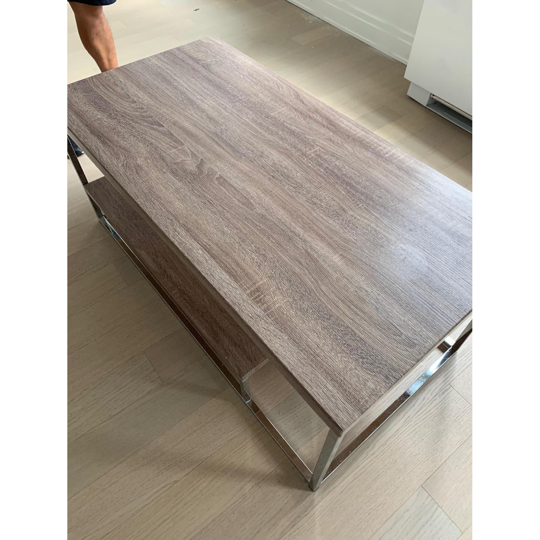Steve Silver Co. Modern Coffee Table - image-1