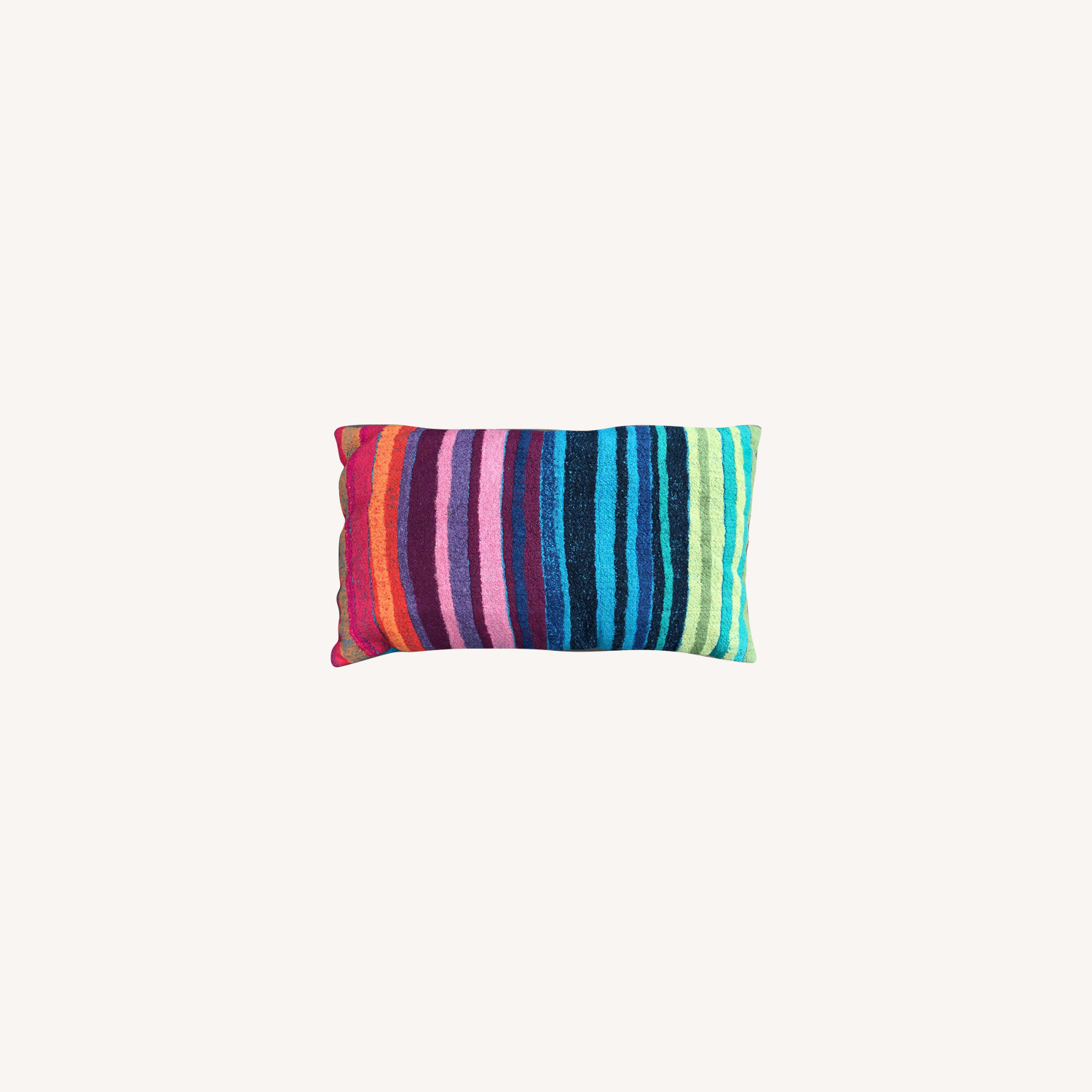 CB2 Colorful Pillows