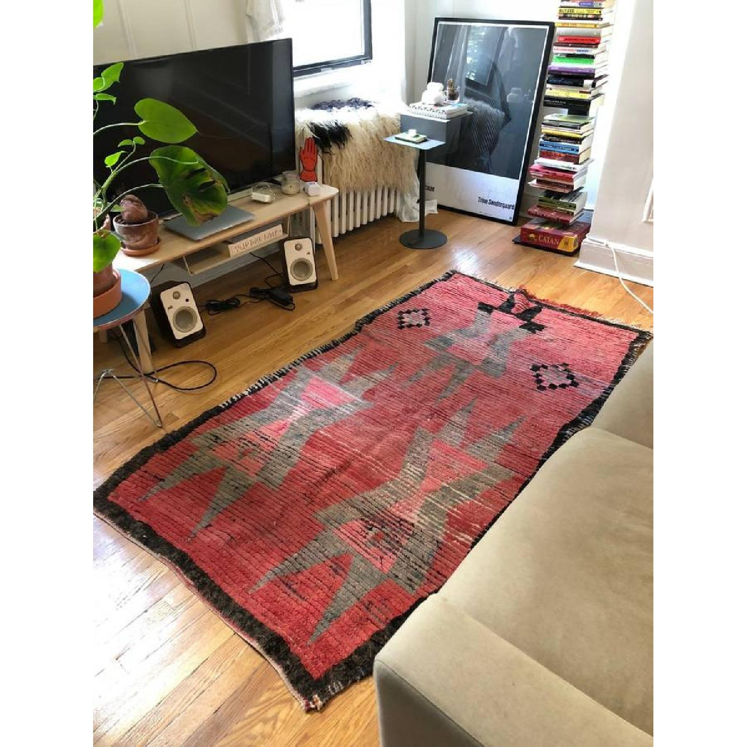 Craft Sisters Moroccan Area Rug - image-1