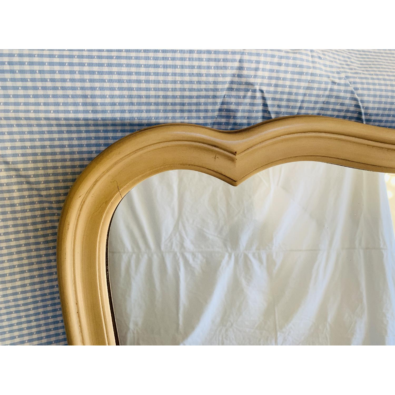 Vintage French Country Mirror - image-4