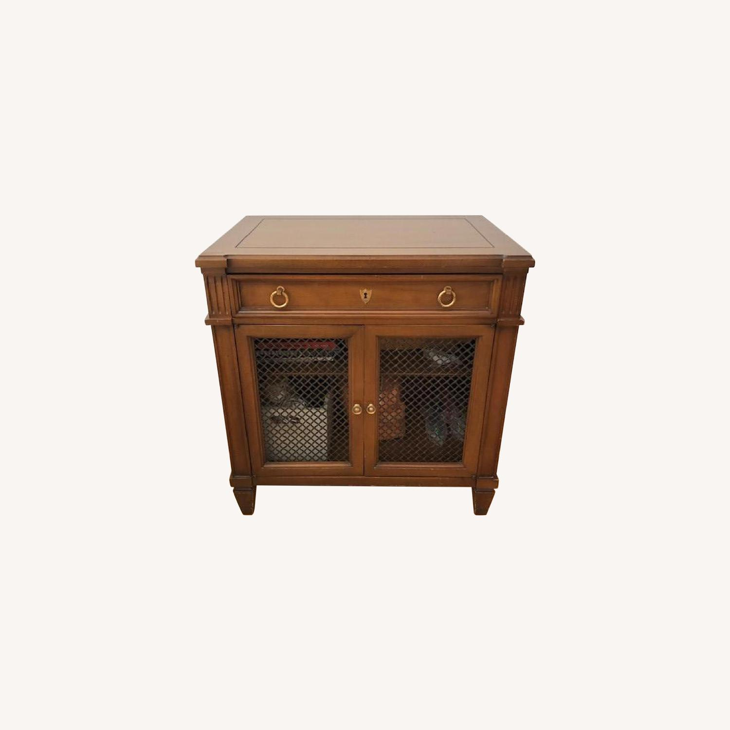 Solid Wood Nightstands - image-0
