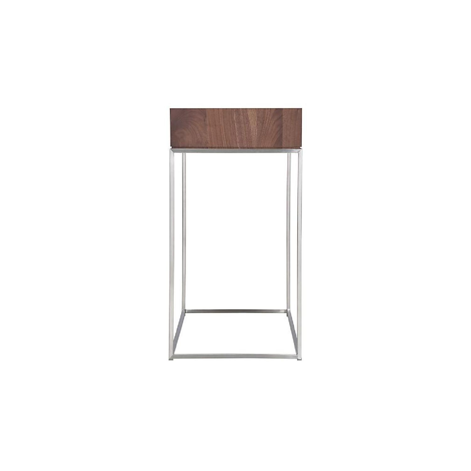 Crate & Barrel Frame Console Table - image-2