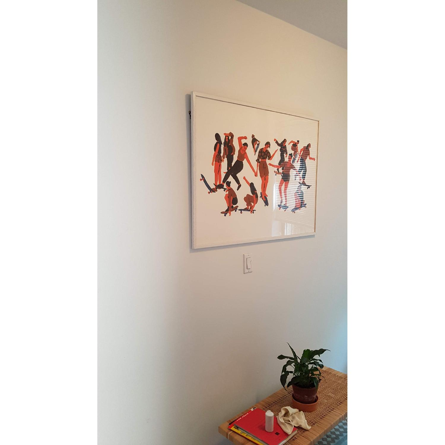 Urban Outfitters Skaters Art Print - image-3