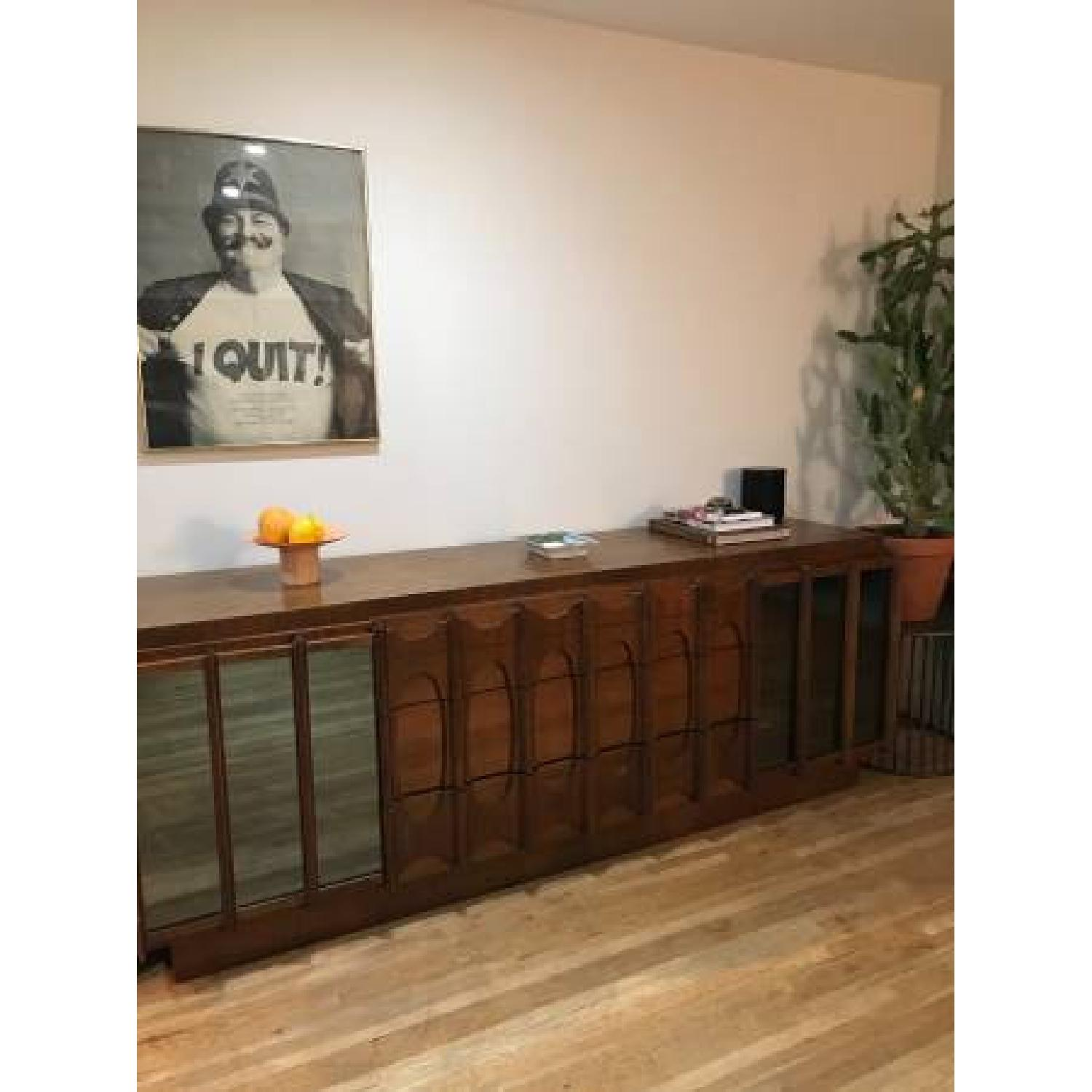 Vintage Mid Century Modern Credenza/Dining Buffet - image-1