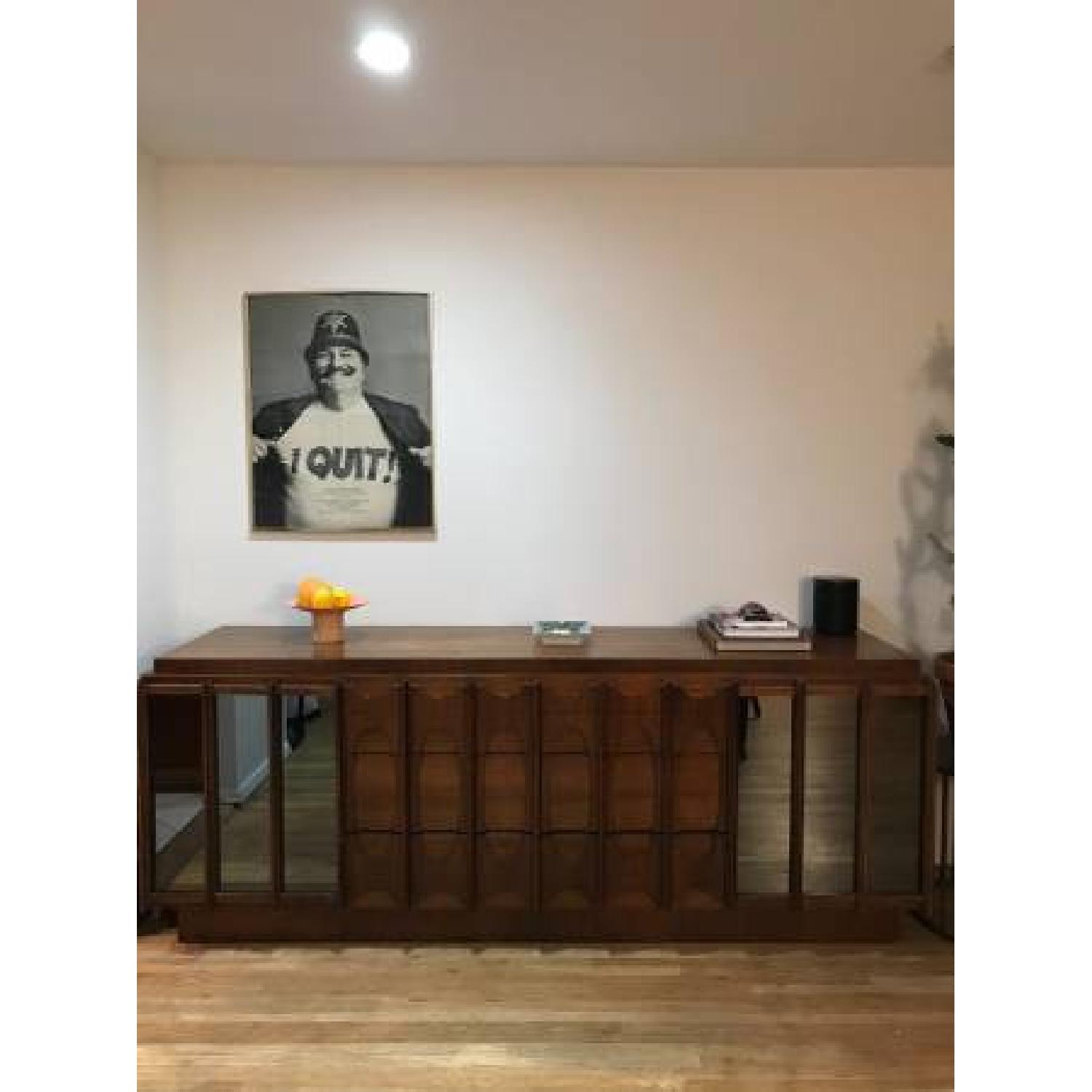 Vintage Mid Century Modern Credenza/Dining Buffet - image-2