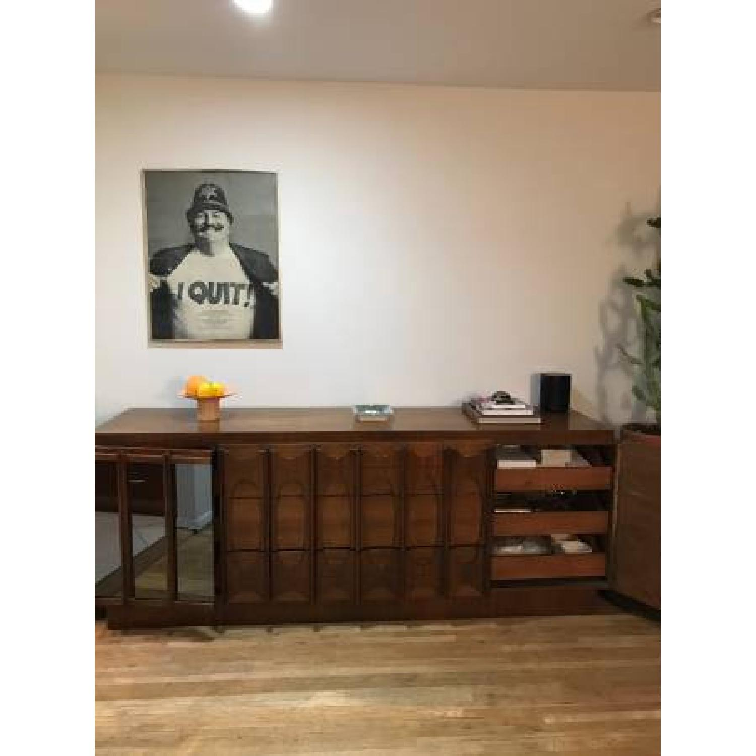 Vintage Mid Century Modern Credenza/Dining Buffet - image-3